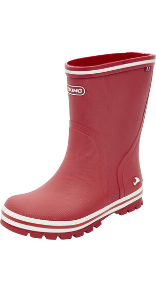 Viking Footwear Splash II - Botas de agua Niños - rojo